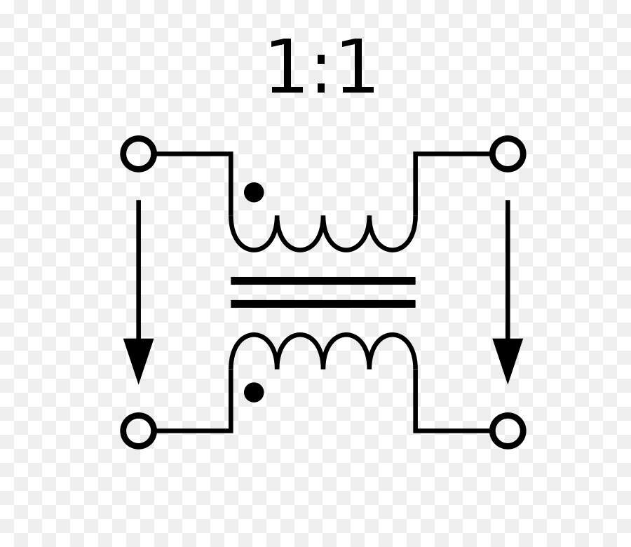Inductor Symbol Inductance Circuit diagram Electrical network