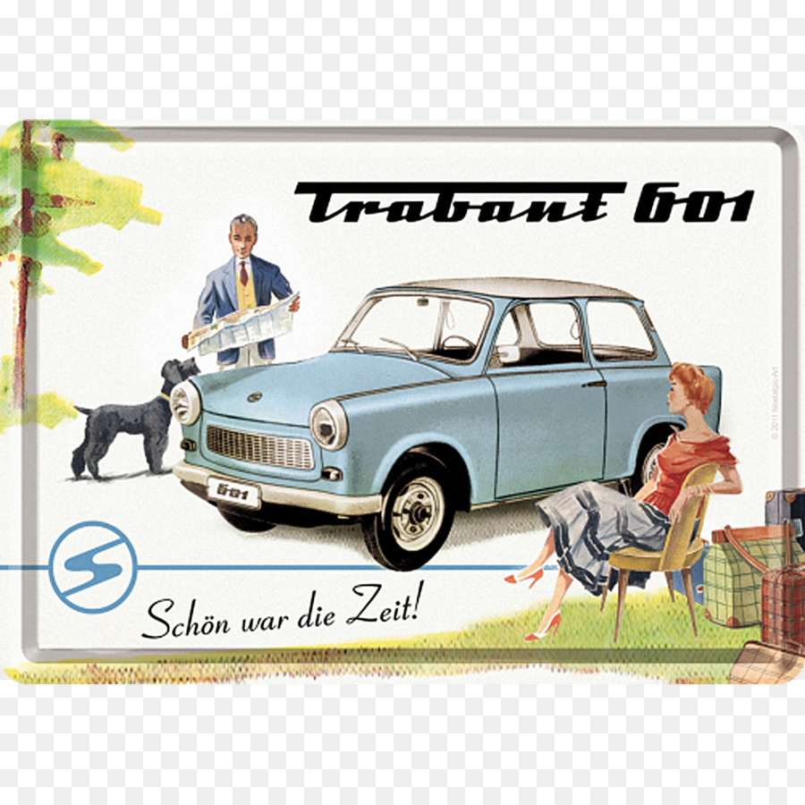 Trabant Clipart Trabant 601 Car East Germany Volkswagen Car Png Download 1000