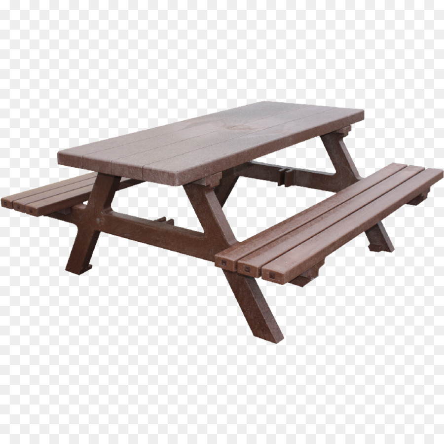 Wooden Bench Table Picnic Table Garden Furniture Bench Table Png Download 1200