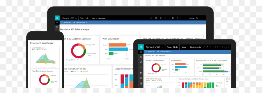 Dynamics 365 Microsoft Dynamics Customer relationship management - sales tracker software