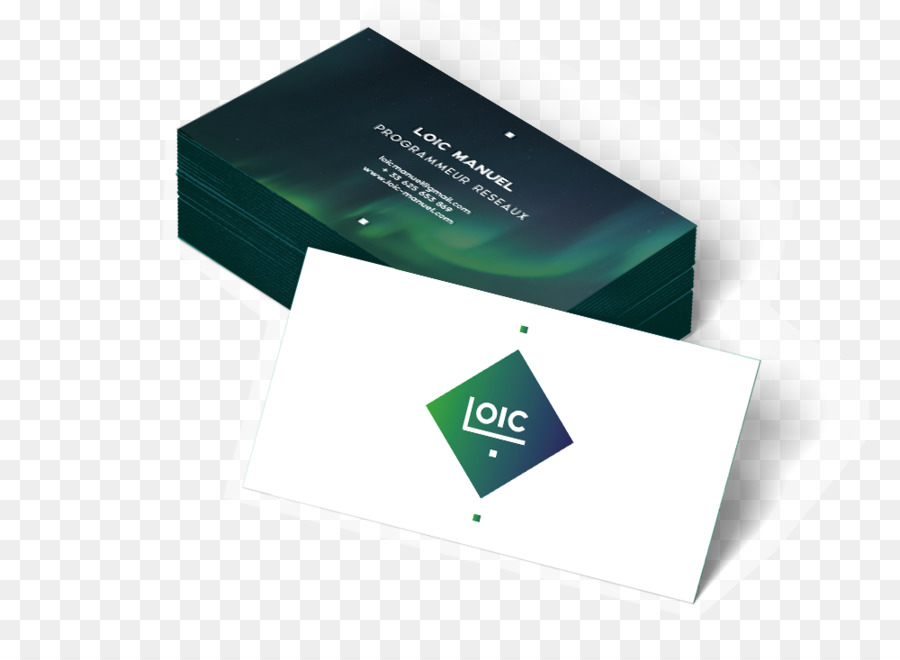 Brand Logo - carte visite png download - 1000*714 - Free Transparent