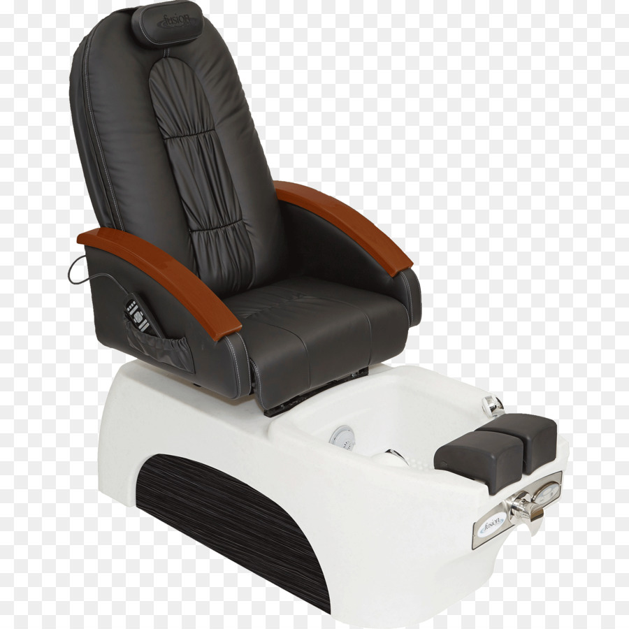 Massage Chair Cover Massage Chair Pedicure Day Spa Chair Png Download 1500 1500