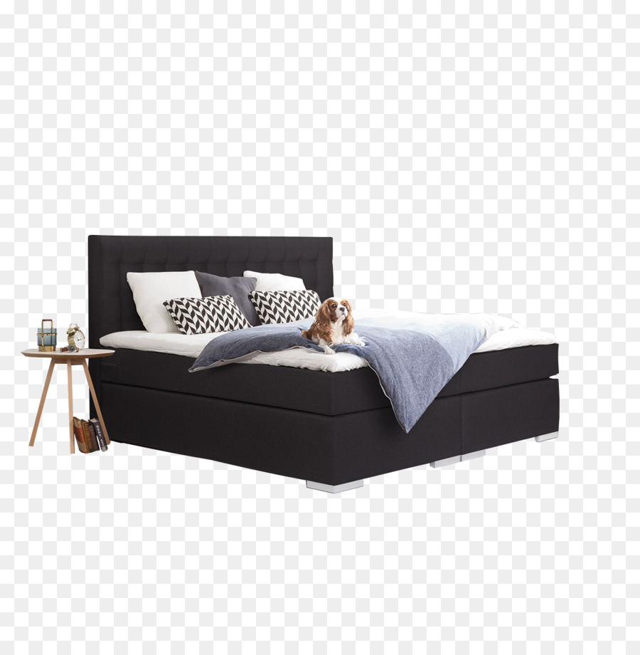 Metallbett Sofa Bed Size Couch Sofa Bed Box Spring Bed Png Download 1200 1205