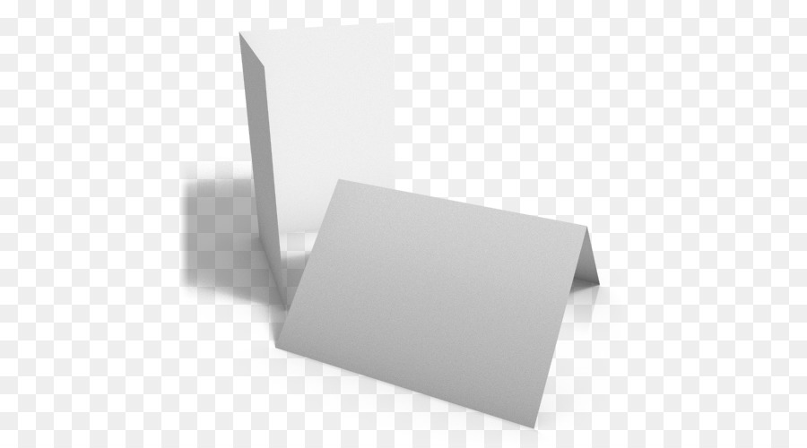 Paper Card stock Envelope Playing card Printing - Fold paper png