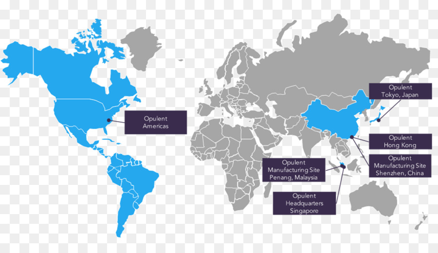 World map Microsoft PowerPoint - world map png download - 2000*1150