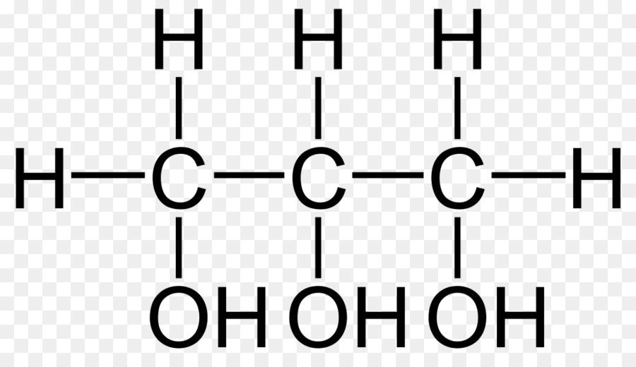 Lipid Monomer Polymer Glycerol Nucleic acid - glycerin png download