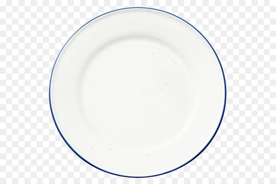 Plate Tableware Microsoft Azure - Plate png download - 600*600