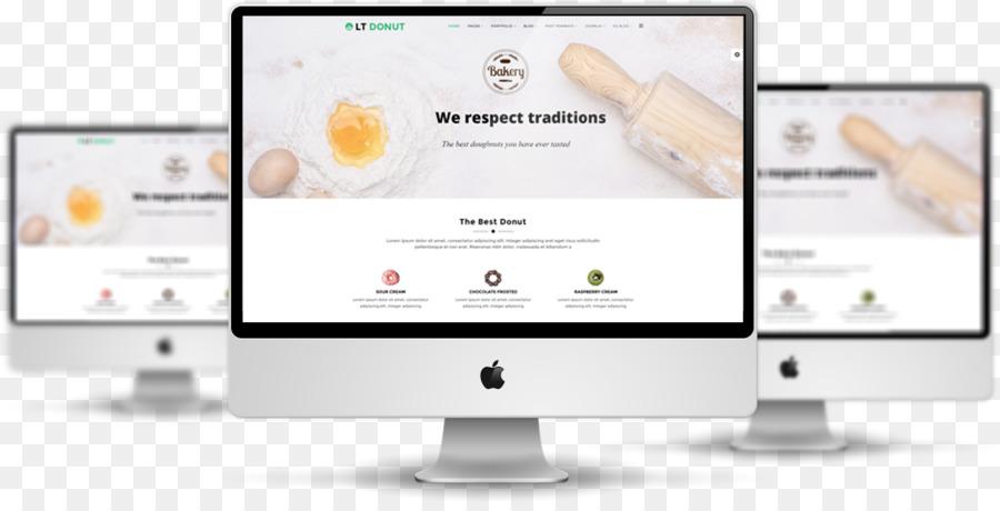 Responsive web design Web development Web template system - kitchen