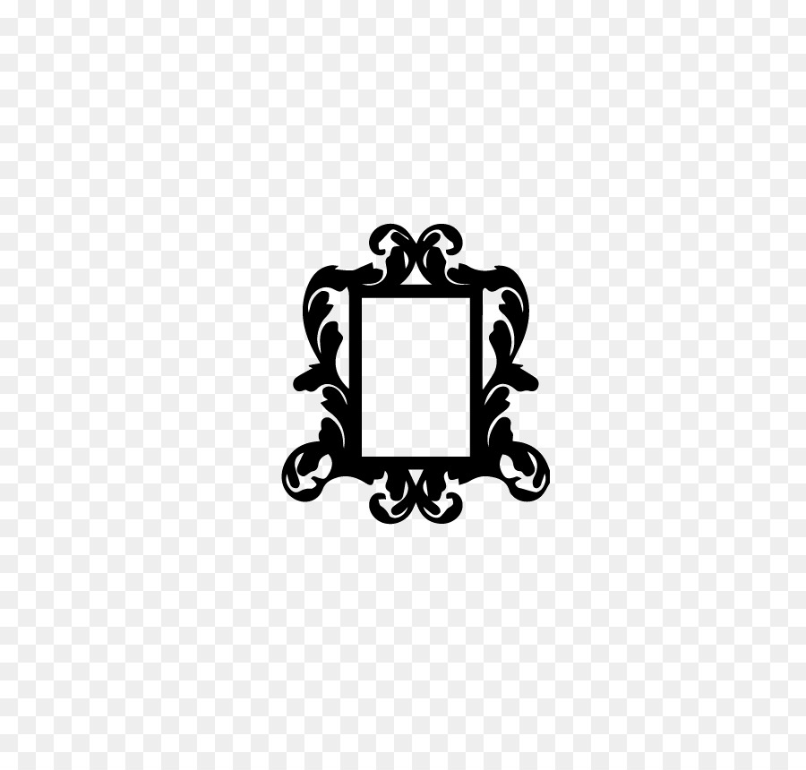 Picture Frames Borders and Frames - design png download - 595*842 - word design frames