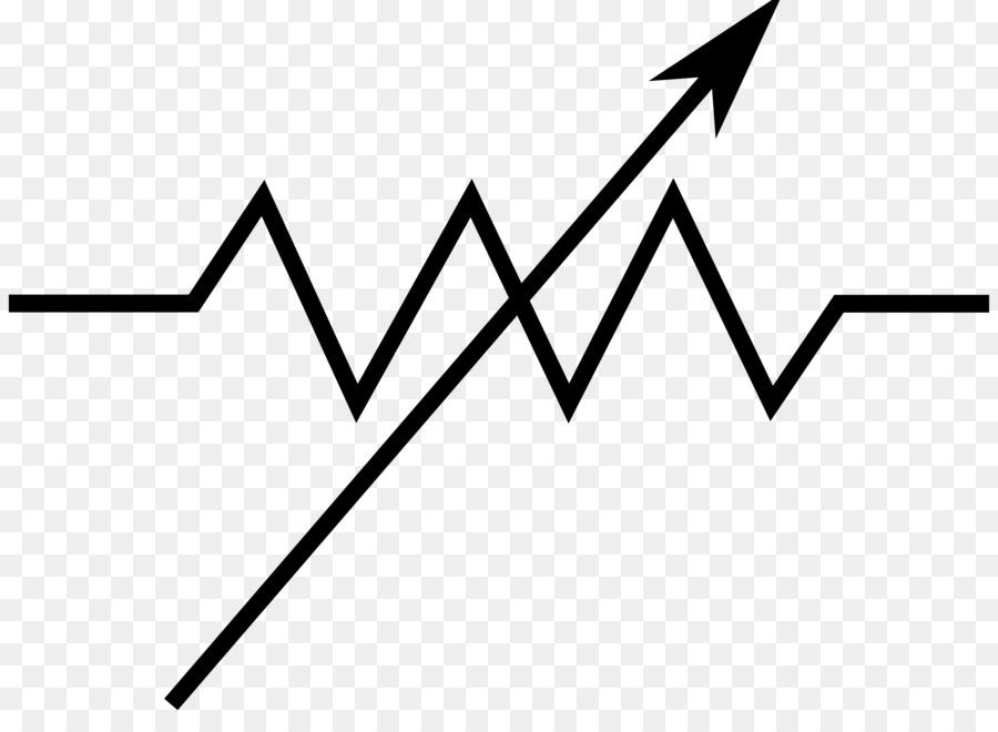 Potentiometer Electronic symbol Resistor Wiring diagram Electronic