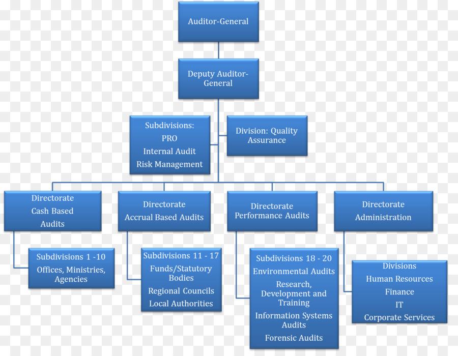 Organizational structure Logo Diagram - chevron organizational