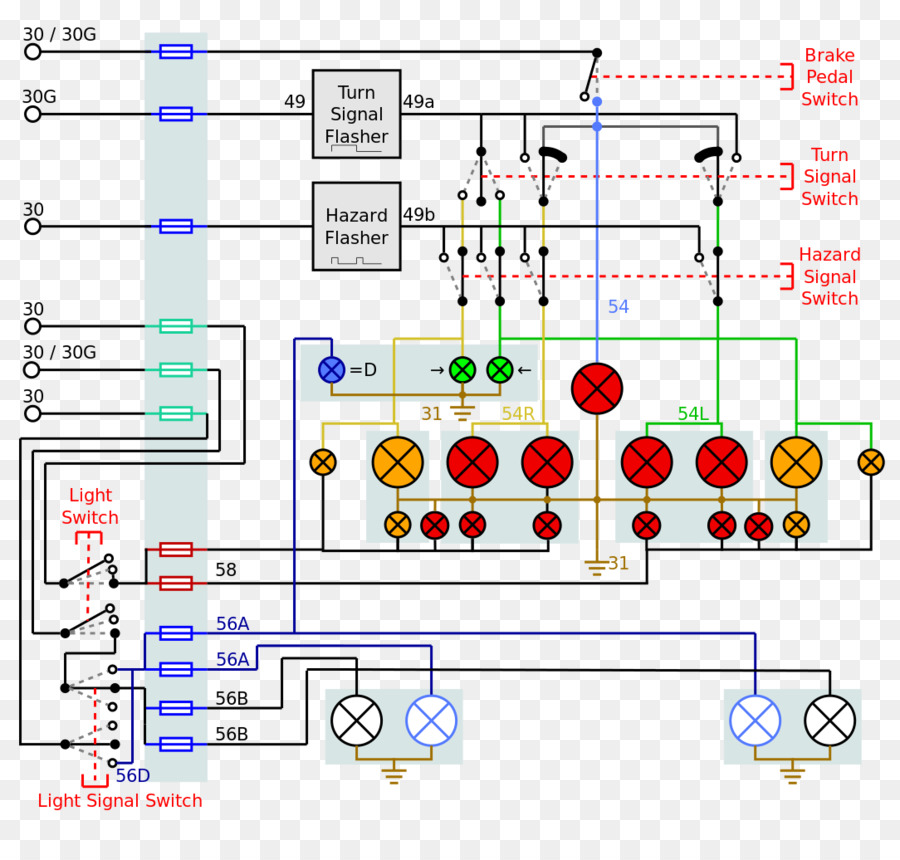 Car Wiring diagram Mercedes-Benz Electrical Wires  Cable - car png