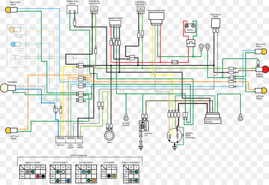 Honda Motor Company Wiring diagram Electrical Wires  Cable Honda