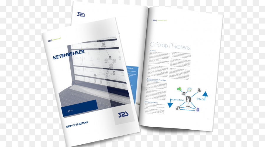 Brochure Managed services Organization Pamphlet SPS Continuity in IT