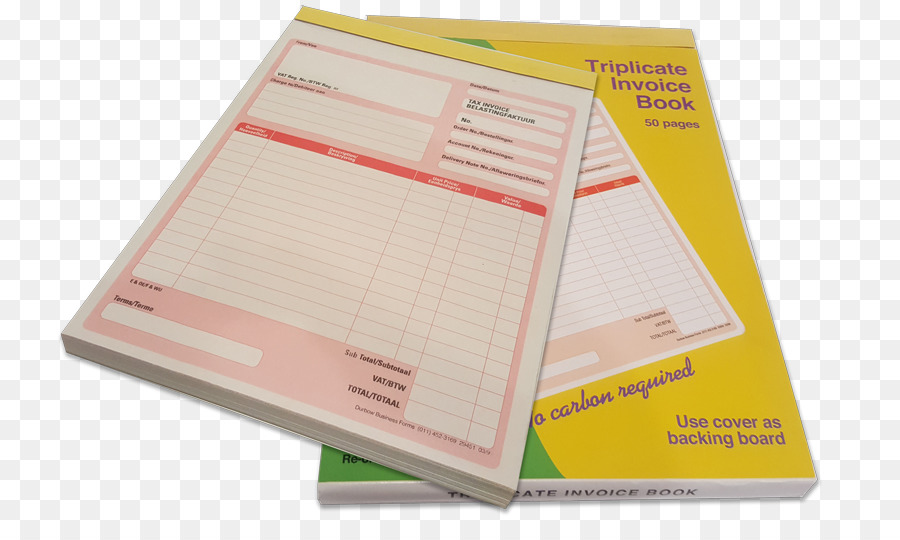 Paper Book Product Receipt Invoice - promotional posters decorate