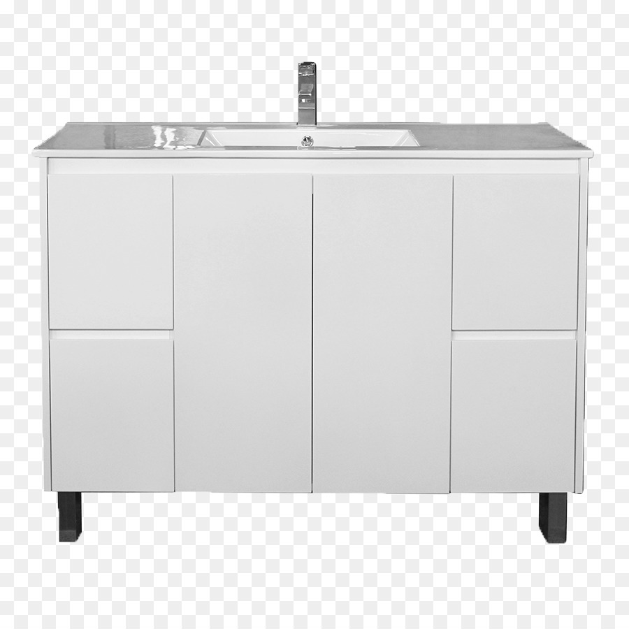 Sideboard Wandhängend Bathroom Cabinet Sink Drawer Faucet Handles Controls Laundry