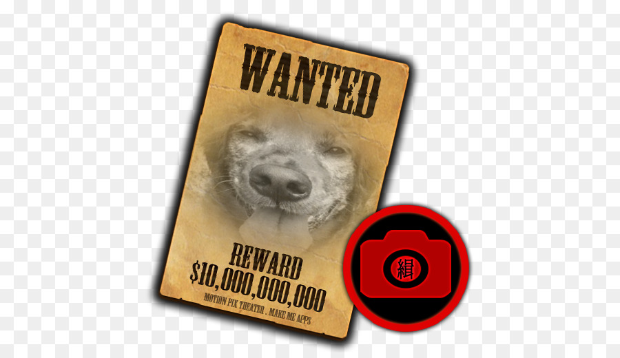 Snout DVD Brand Font 310 to Yuma - free wanted poster template png