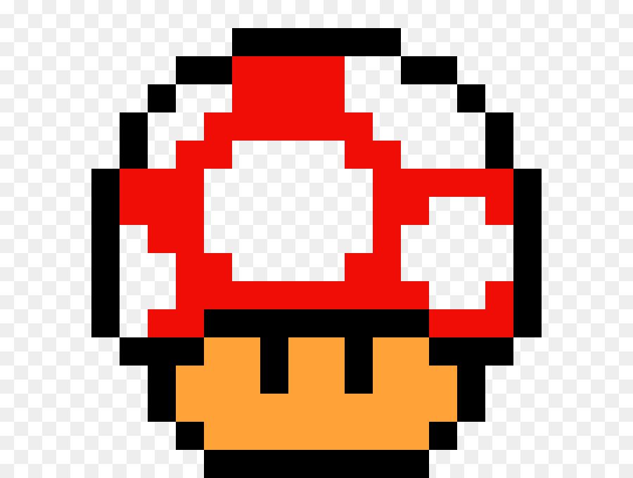 Graph paper Drawing Image Chart - mario world pixel png download