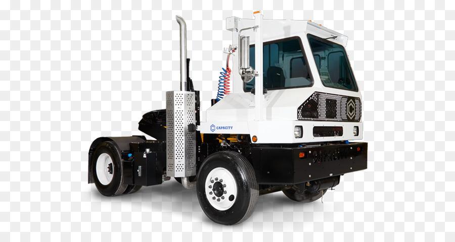 Car Terminal tractor Capacity Trucks Semi-trailer truck - lawn