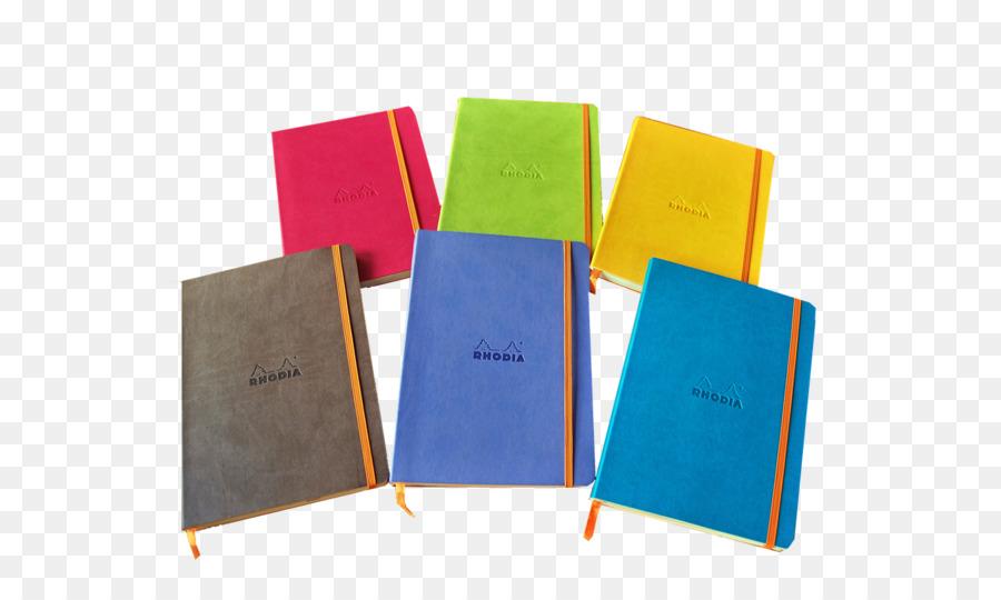 Paper Rhodiarama A6 Lined Notebook Rhodiarama Softback Notebook