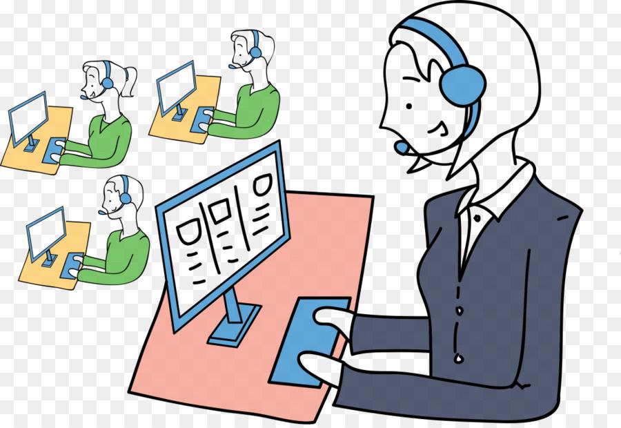 Clip art Call Centre Supervisor Customer Service Callcenteragent
