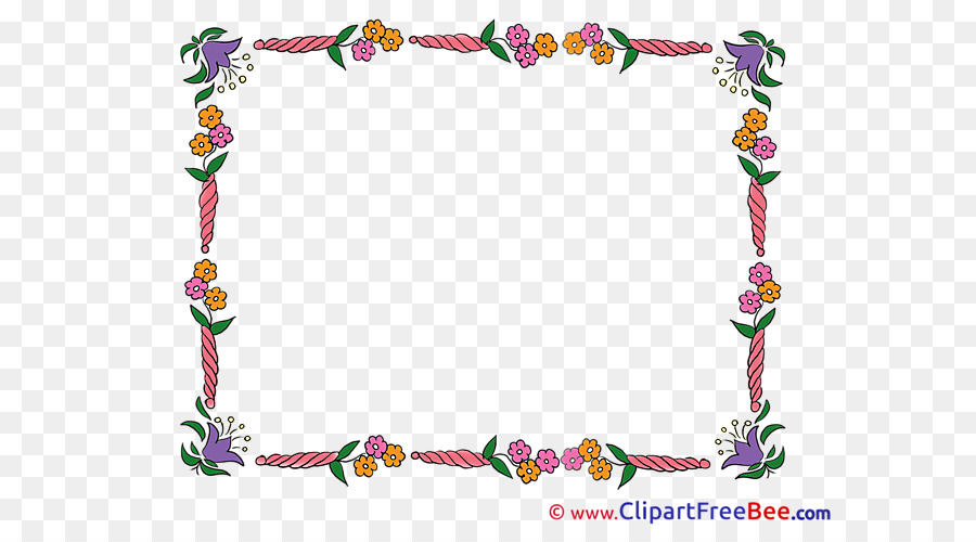 Clip art Graphics Image Picture Frames GIF - snowflake border for - word design frames