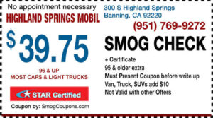 Smog-Check-Coupon-Banning