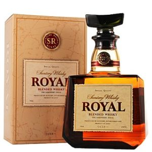 Suntory Whisky Royal