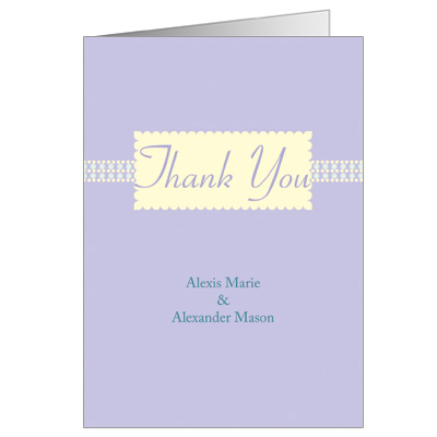 Baptism Thank You DesignsBaptism Thank You Note Cards Create - purple note cards