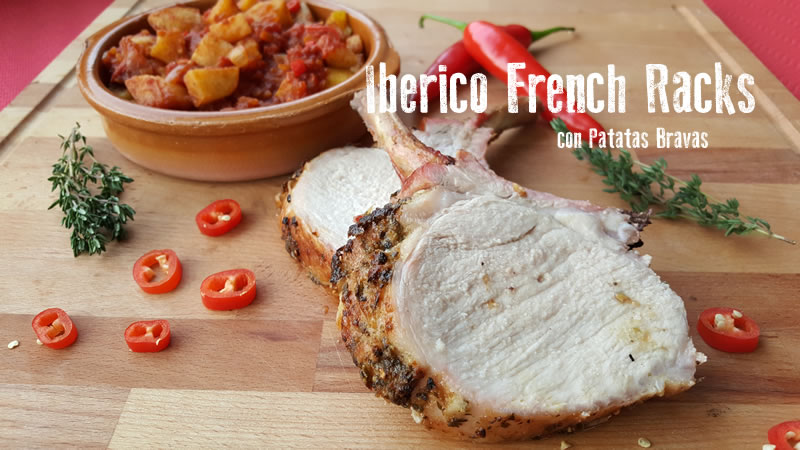 Iberico French Racks