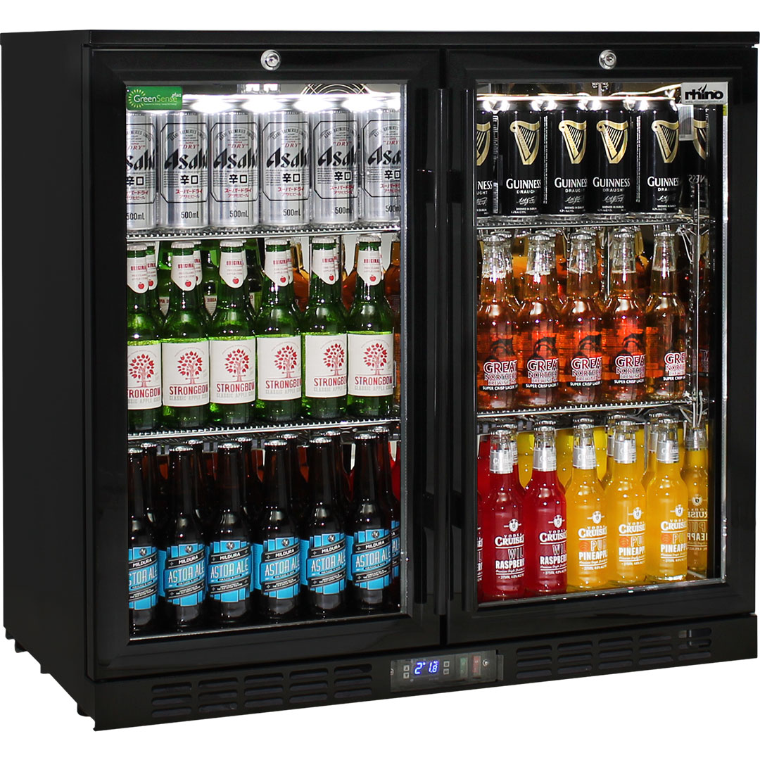 Bar Fridges Brisbane Fed Under Bench Two Sliding Door Bar Fridge Lg Inspirational