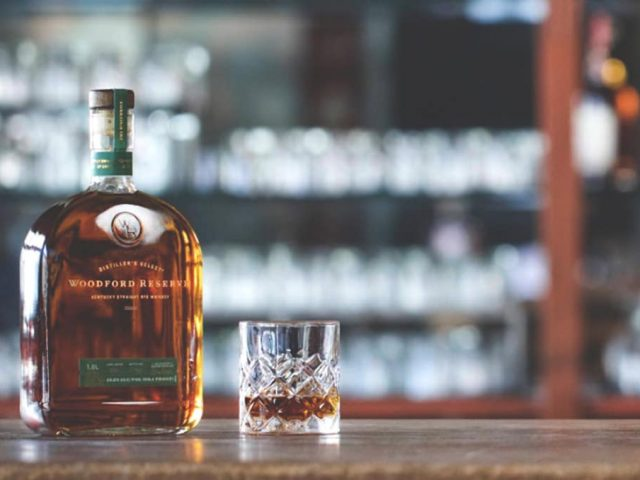 Woodford Reserve Kentucky Straight Rye bei Brown Forman