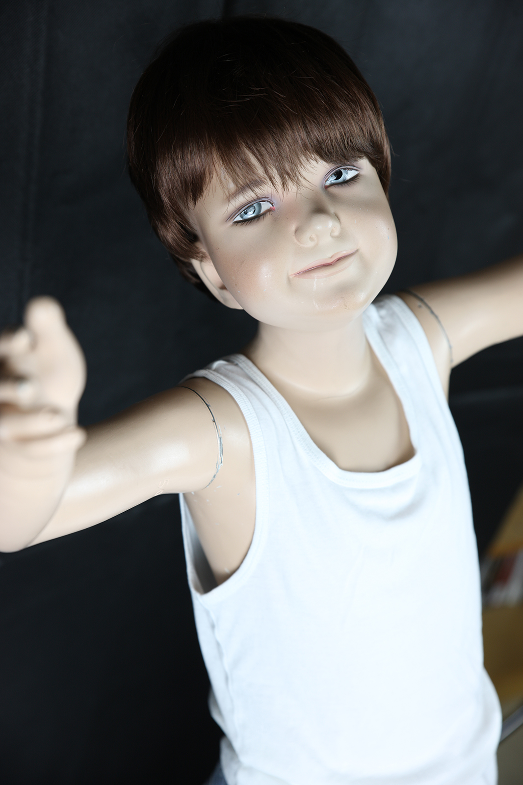 Schaufensterpuppe Kind Kind Junge Schaufensterpuppe Mannequin Child Boy 116 5 6