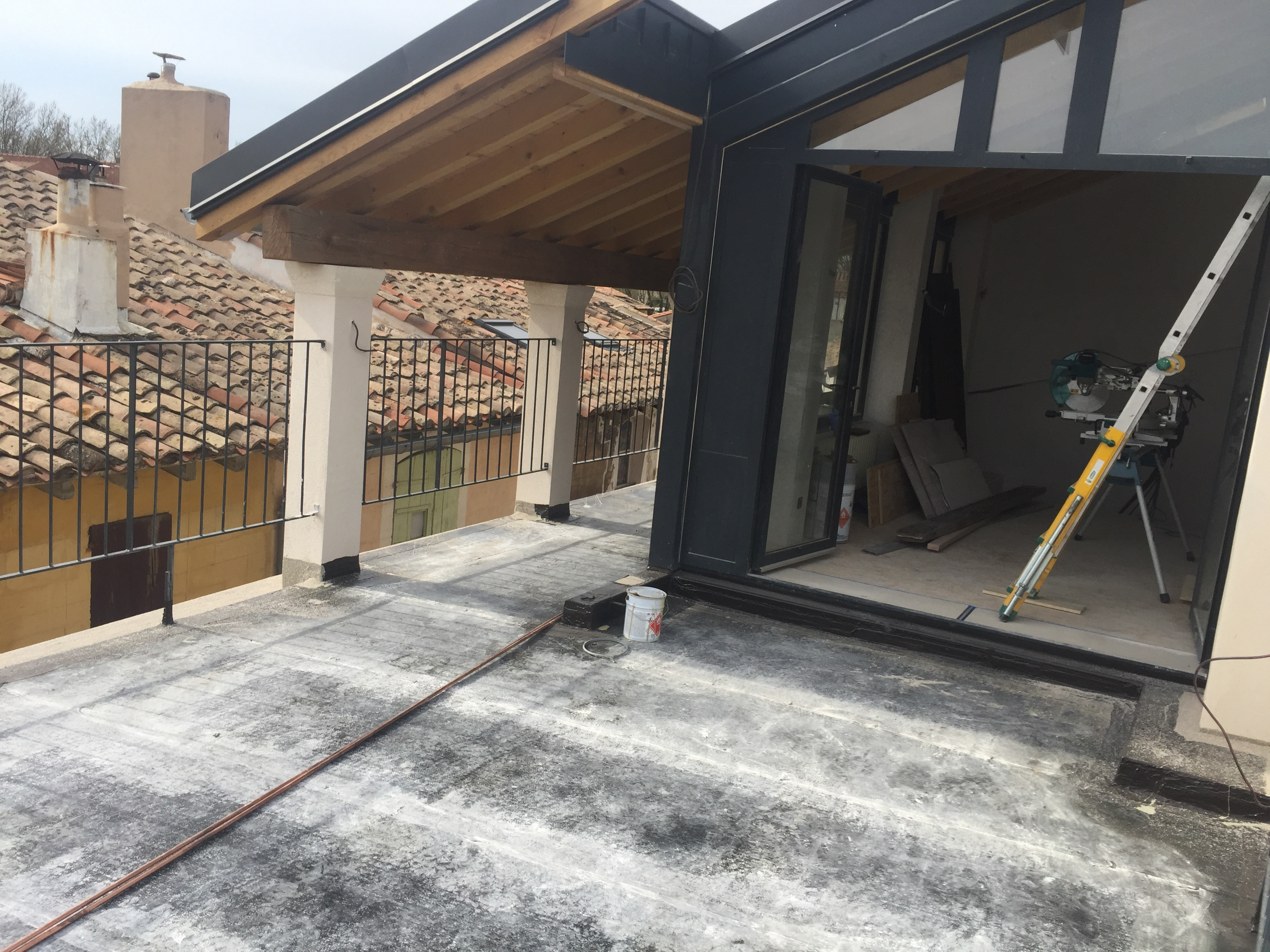 Toiture Terrasse Bois Accessible Terrasse Bois Accessible Wraste