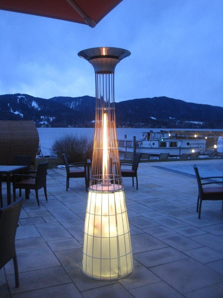 Professional Lighting Kit For Video Gas Patio Heater Dolce Vita By Italkero