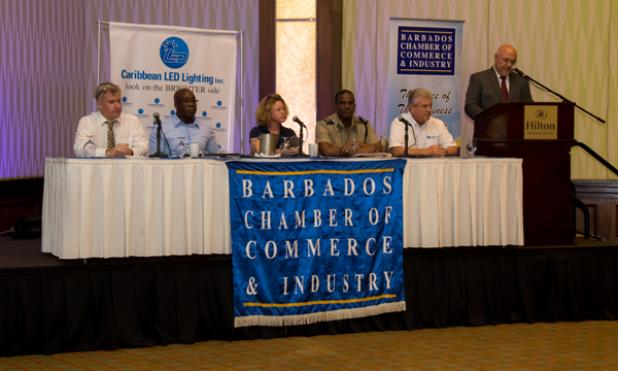 Caribbean Led Lighting Inc Barbados Business Monday: Bcci Delivers On Energy Security