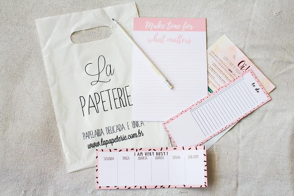 Kit de blocos da La Papeterie