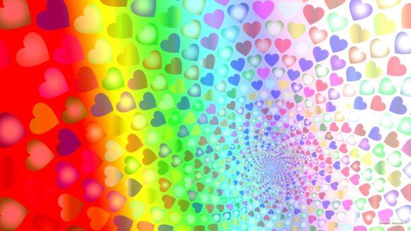 Green Arrow Wallpaper Hd Heart Shape Backgrounds Barbaras Hd Wallpapers
