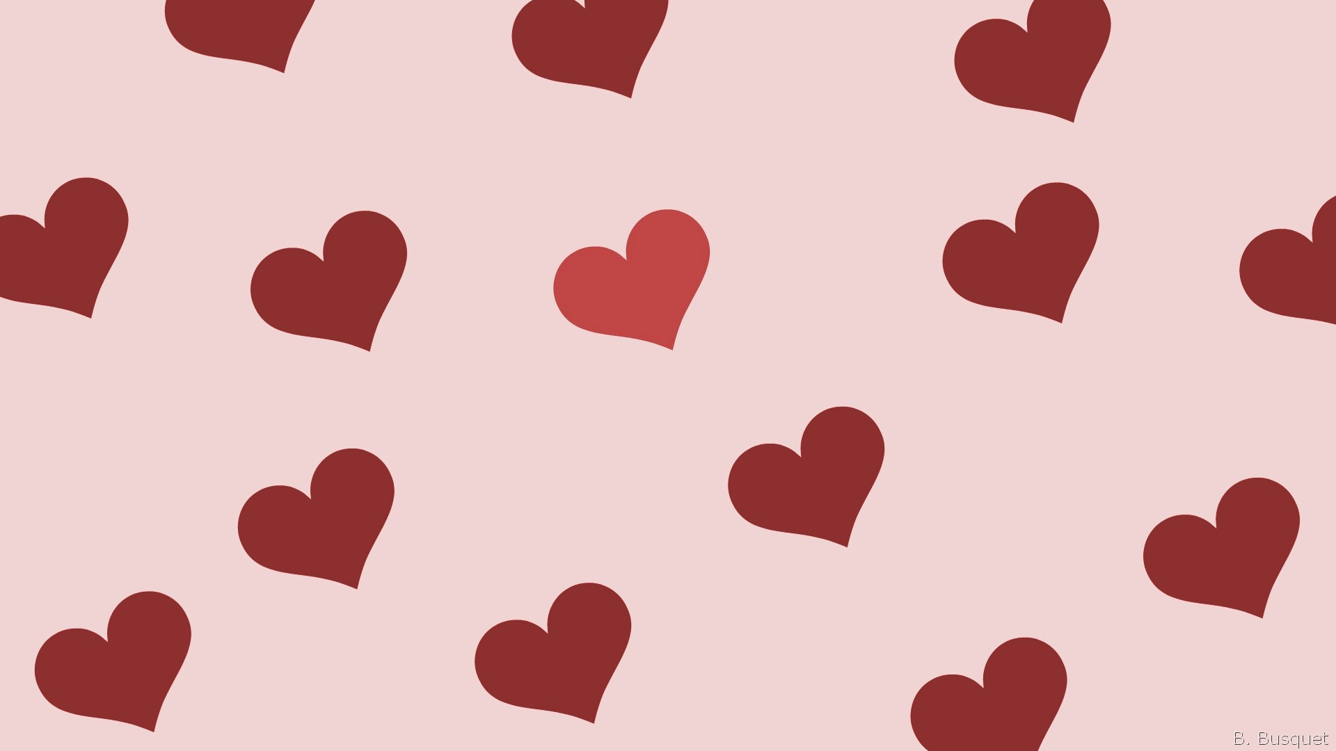 Simple Wallpapers Colors Fall Hearts Wallpapers Barbaras Hd Wallpapers