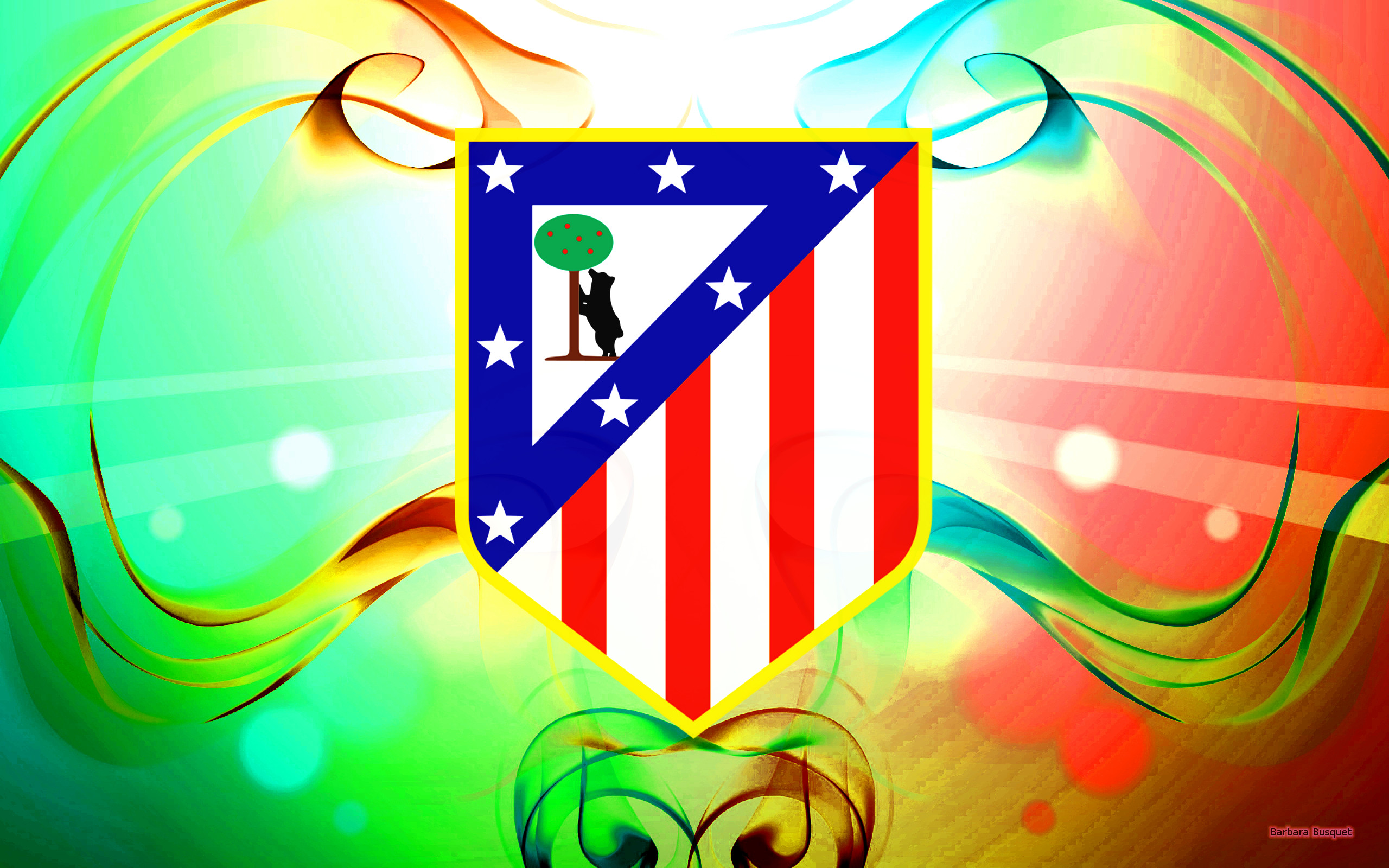 Wallpaper For Phone Fall Atletico Madrid Barbaras Hd Wallpapers