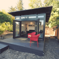 Outbuilding Plan: Meet the Studio Shed - a Design Star!