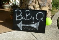 Baby Shower BBQ: BaByQ Theme Decoration Ideas | Barbecue ...