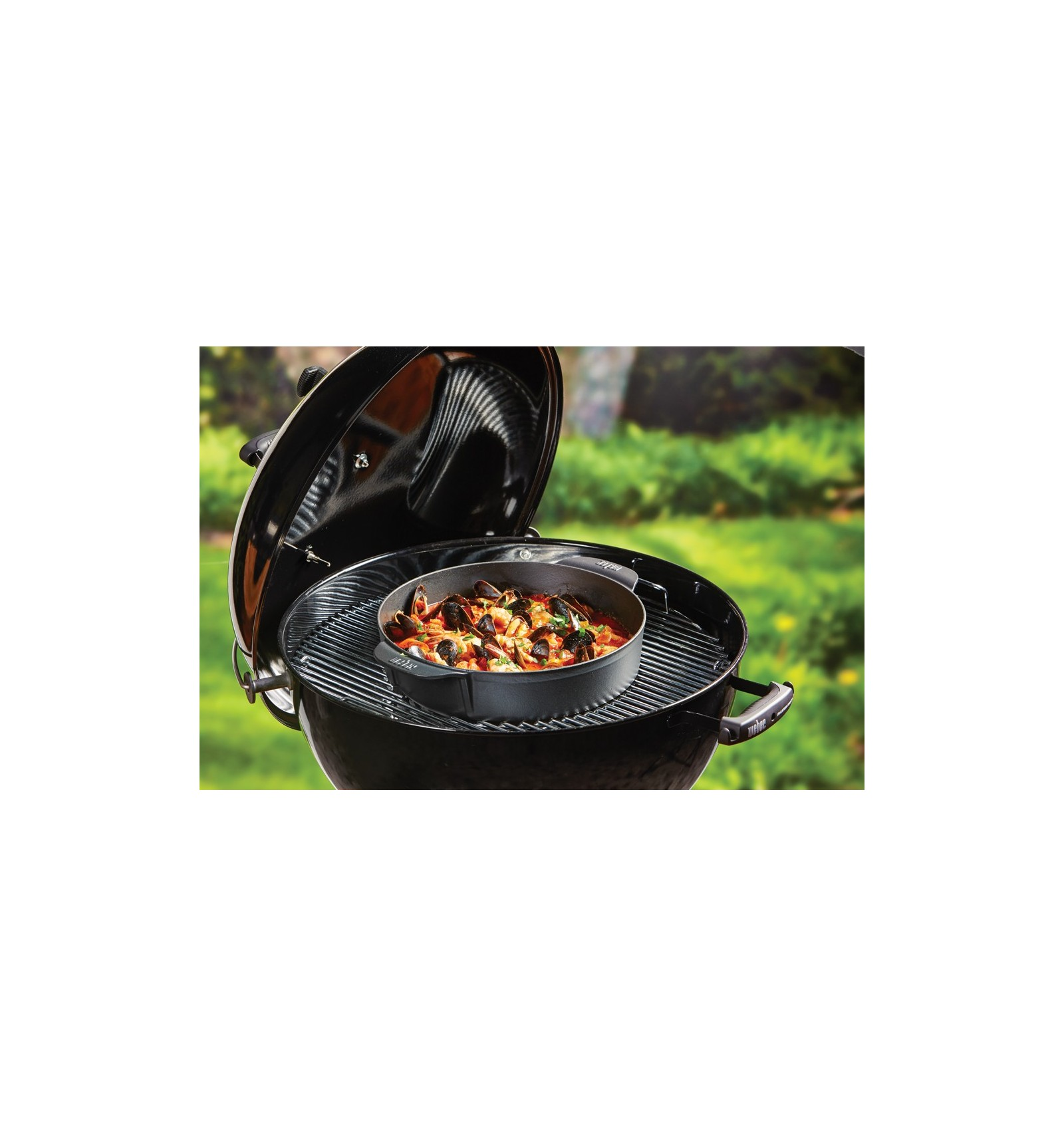Gourmet Bbq System Cocotte Gourmet Bbq System 8842