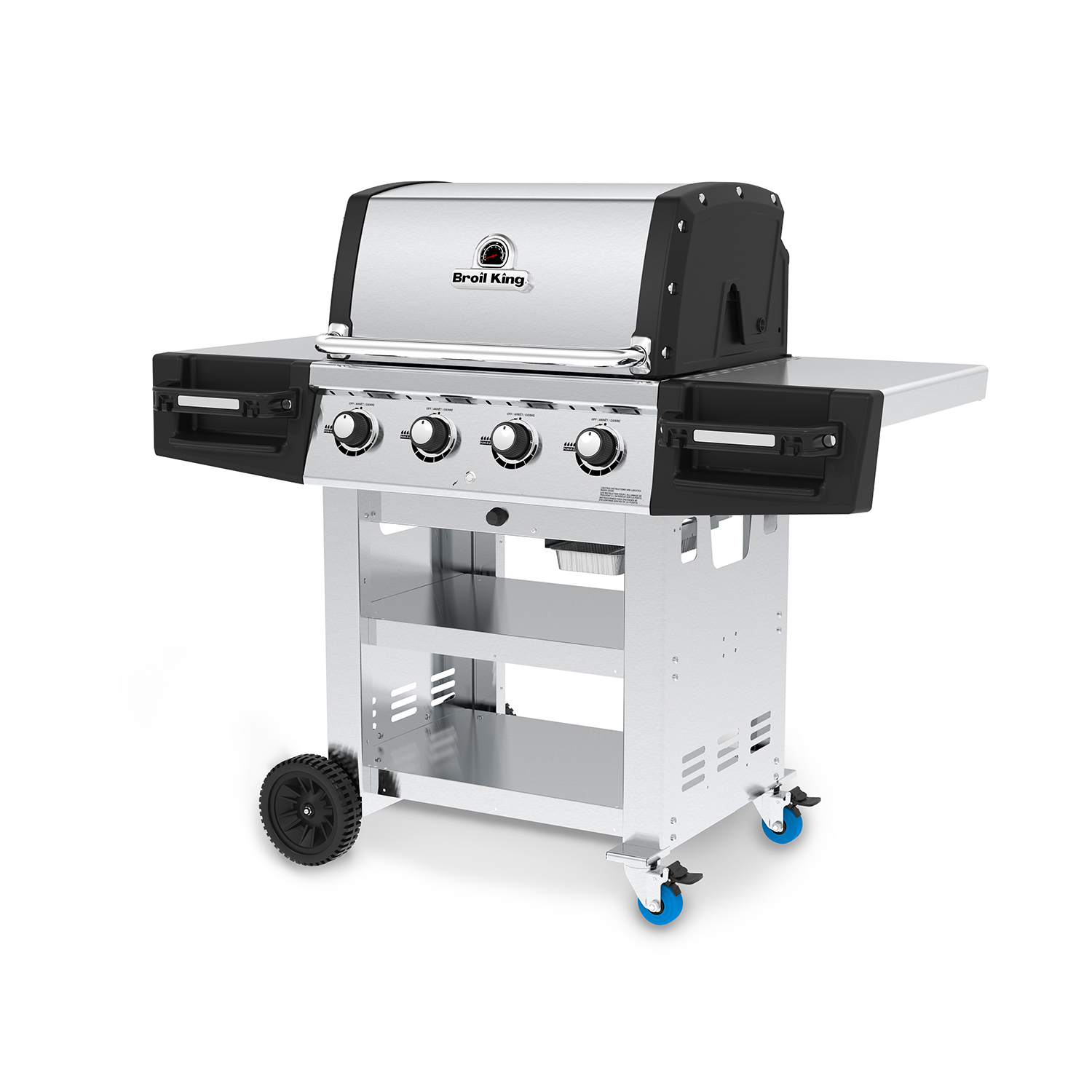 Broil Gasgrill Broil King Regal S420 Commercial Gas Grill