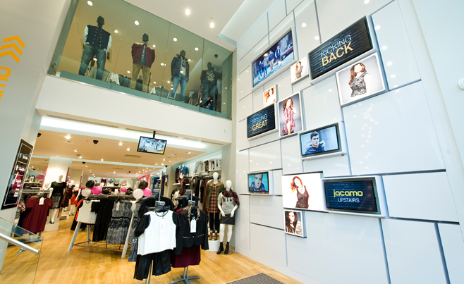 Plus-size fashion retailer Jacamo for men and Simply Be for women will open its first shop in London as part of a nationwide expansion to open 25 stores. Angela Spindler, the new chief executive.