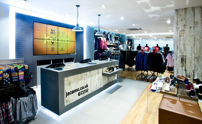 Other shops Jacamo near from London. Jacamo in Leicester Jacamo in Norwich Jacamo in Brierley Hill Jacamo in Derby Jacamo in Sheffield Clothing near from this shop. Simply Be in London (0 km) American Apparel in London ( km) Jack & Jones in London ( km) Mango in London ( km).
