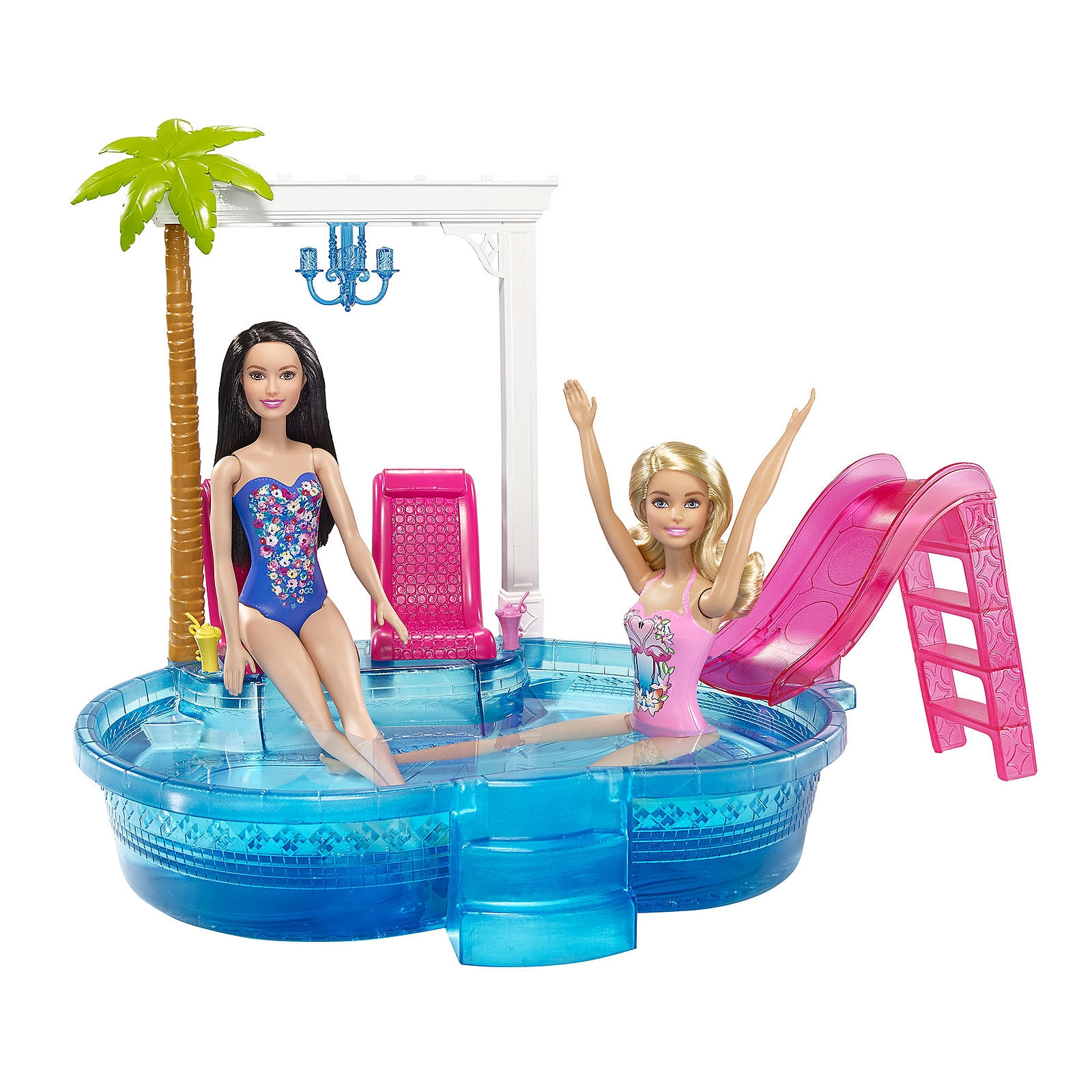 Piscina Toy Barbie Girl Collectible