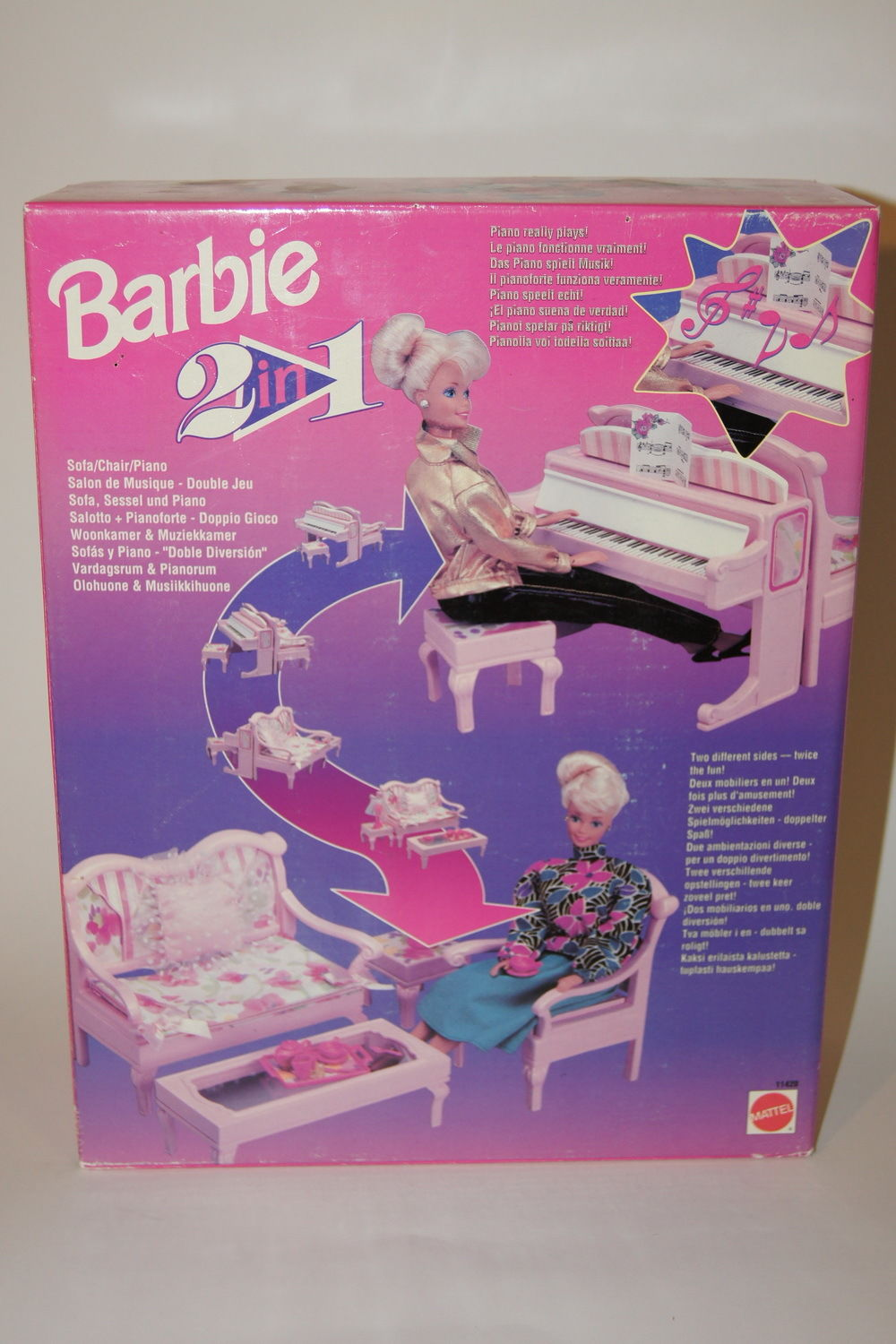 D Box Sessel Nrfb Barbie Doll Friends And Family History And News From 1959