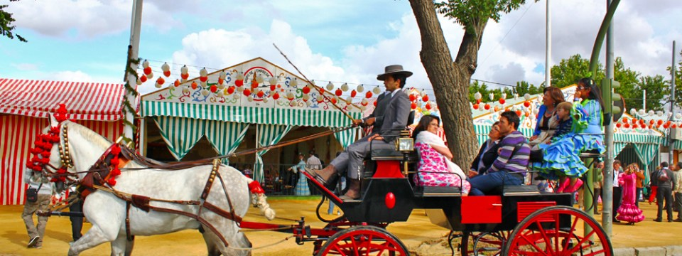 Flores, Fallas, and Ferias: 3 Must-See Spring Spanish Festivals