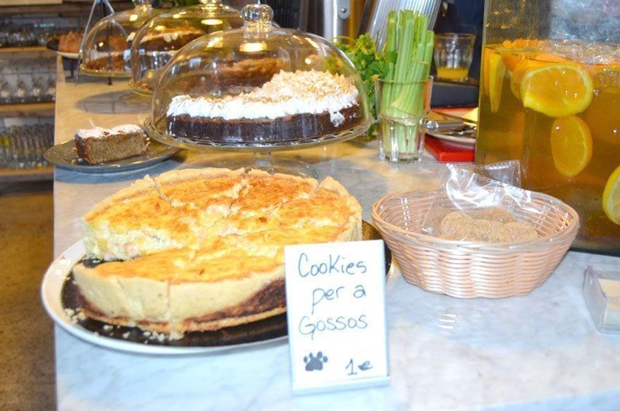 oma bistro, los mejores bagels del eixample